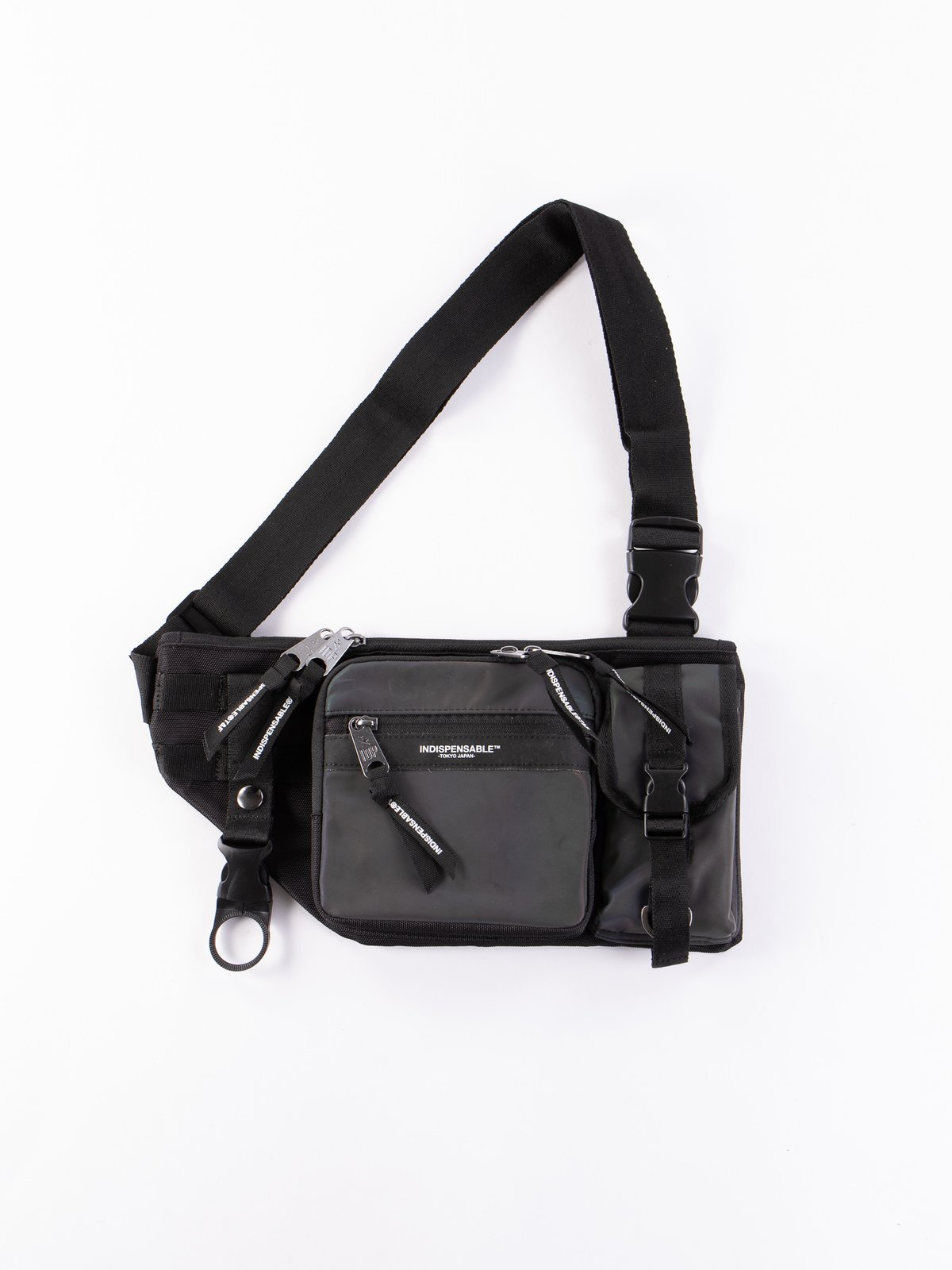 Black Aurora Armour IDP Chest Bag - Image 1