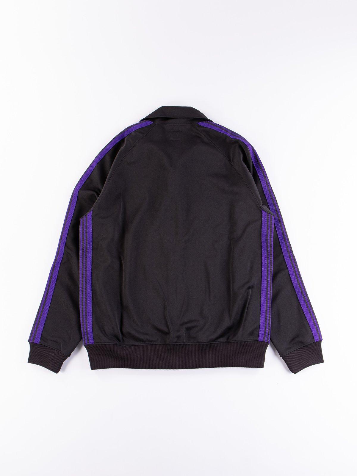 Charcoal Track Jacket - Image 5