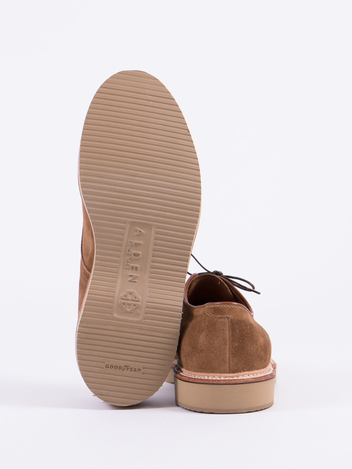 Snuff Suede Indy Work Shoe - Image 5