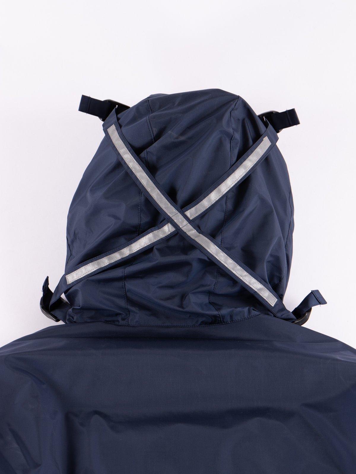 Navy/Blue Arktikal Down Jacket - Image 7
