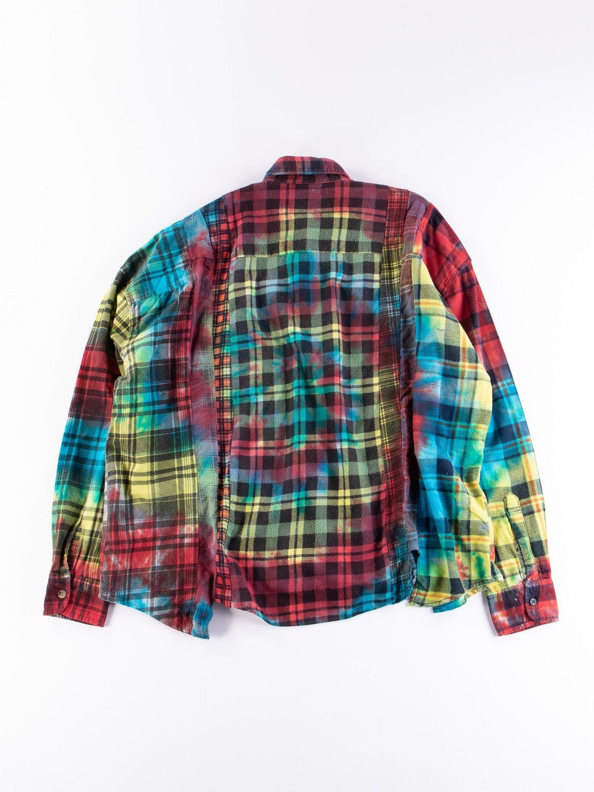 Tie Dye Assorted 7 Cuts Rebuild Shirt - Image 2