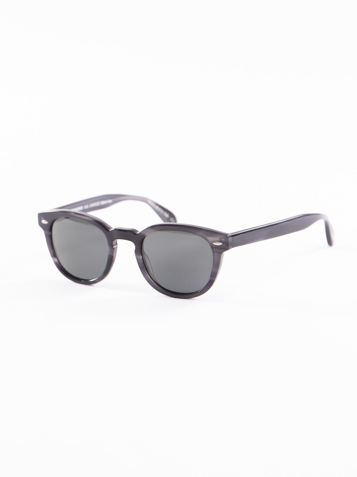 Charcoal Tortoise/Midnight Express Polar Sheldrake Sunglasses - Image 3
