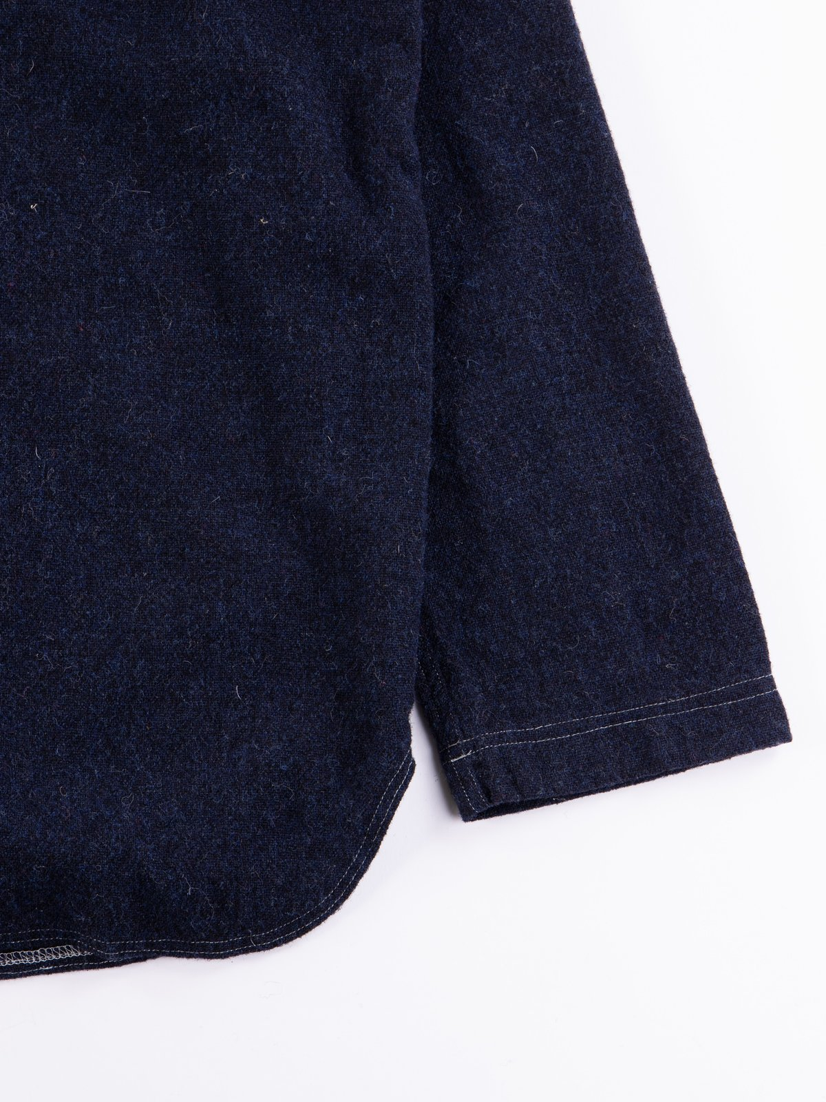 Navy Weavers Stock Tail Shirt - Image 4