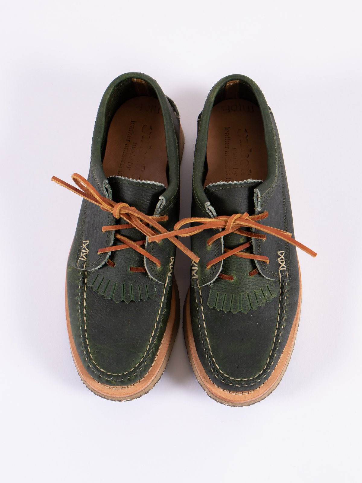 CP Persely Blucher Kiltie Rocker Exclusive - Image 6