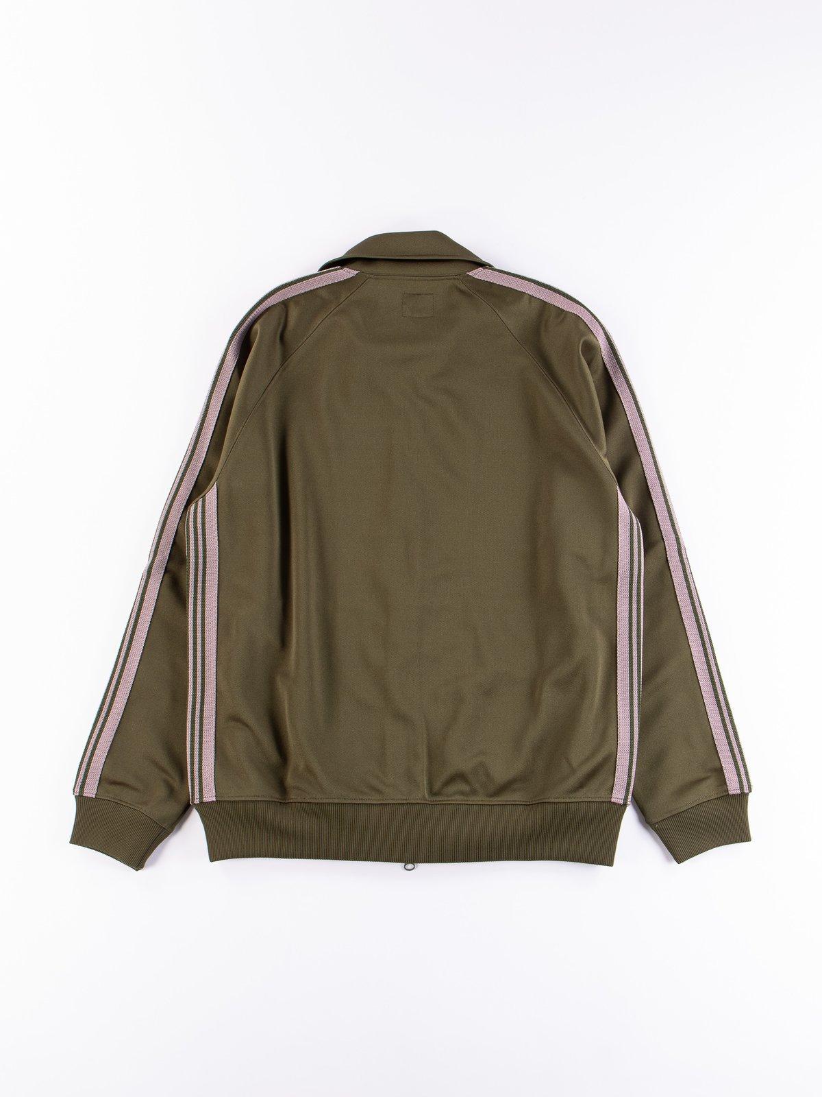 Olive Track Jacket - Image 6