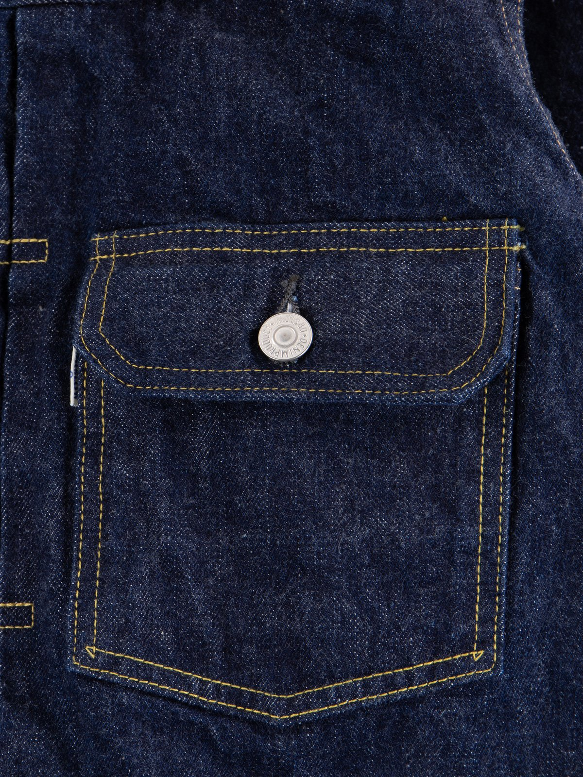 One Wash Type II Denim Jacket - Image 3