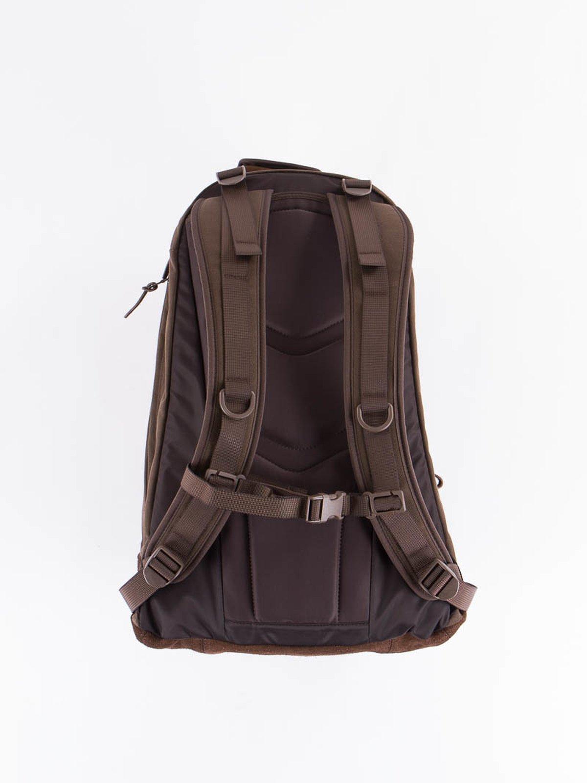 Brown 22L Ballistic Backpack - Image 7