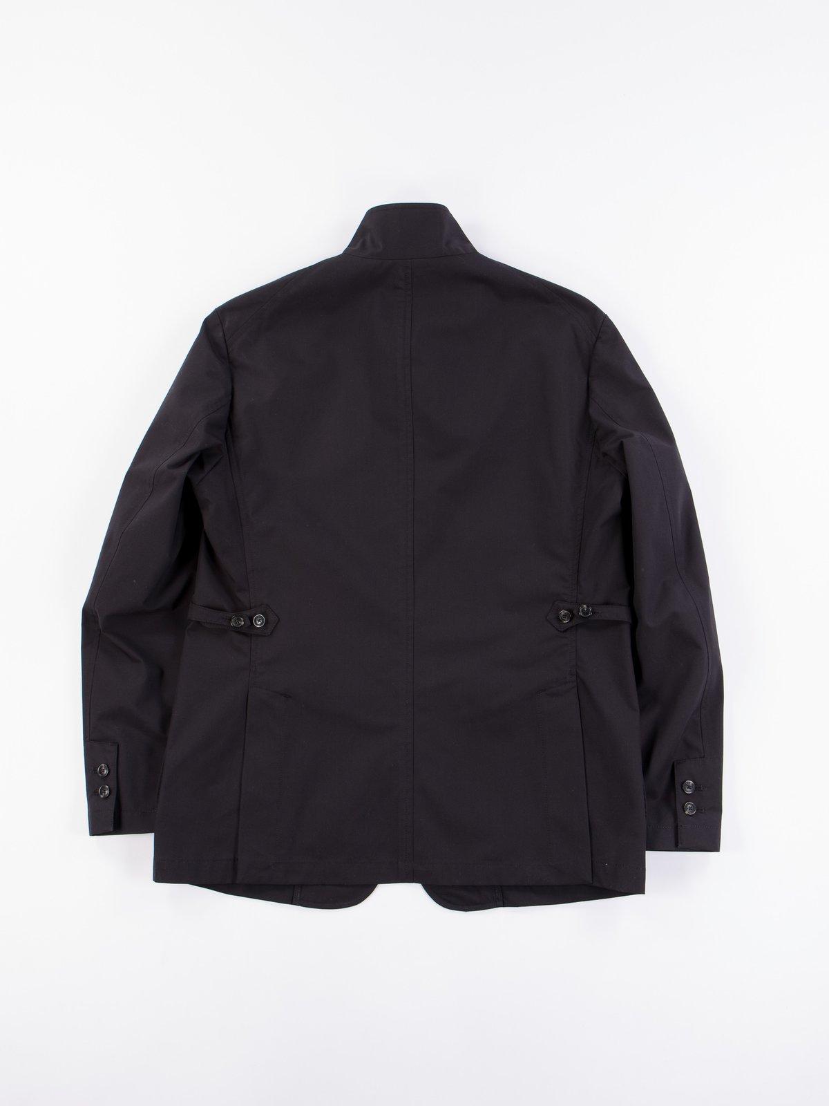Black Structured EG Blazer - Image 7
