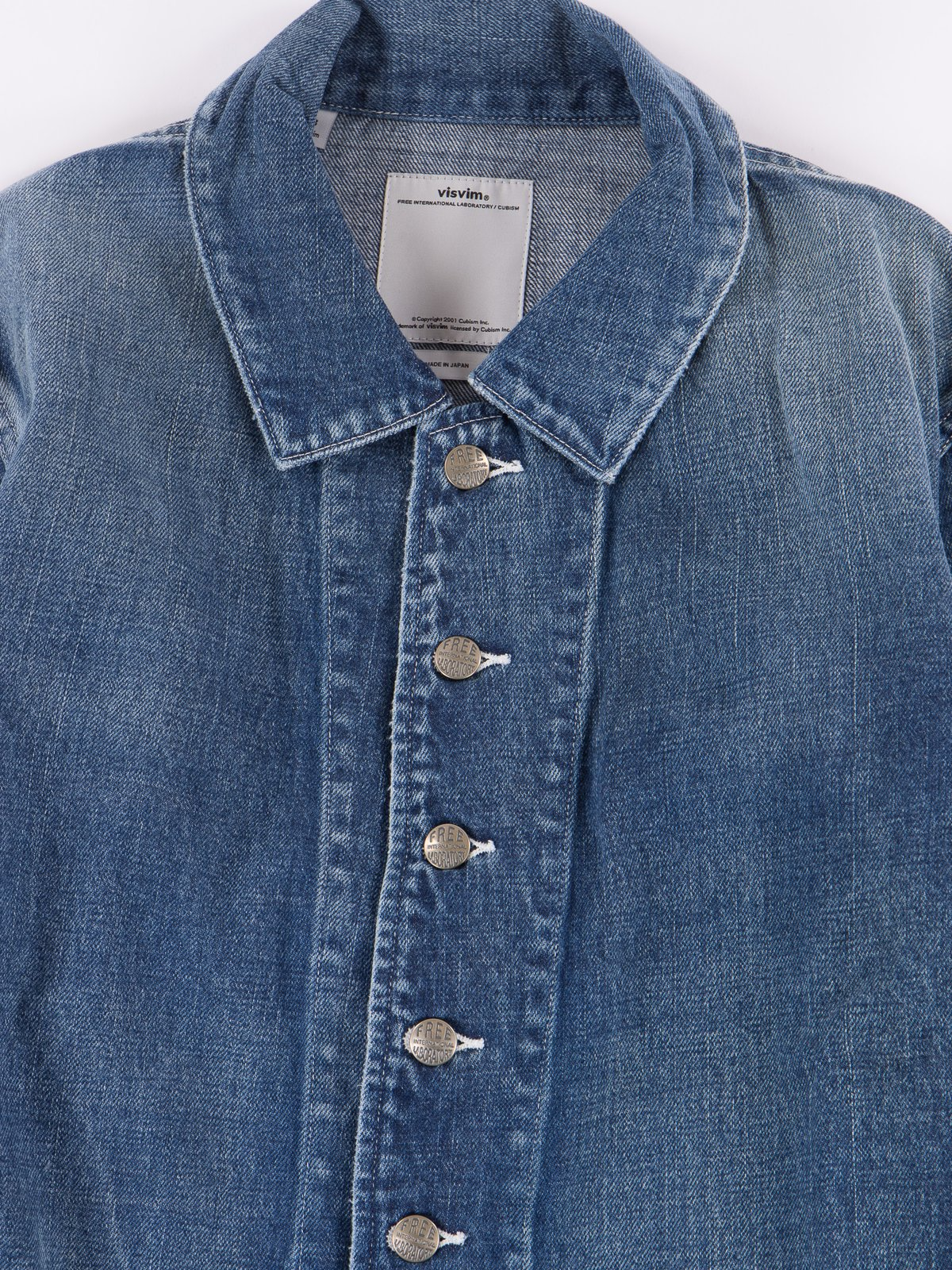 Damaged SS Bucky Coverall - Image 2