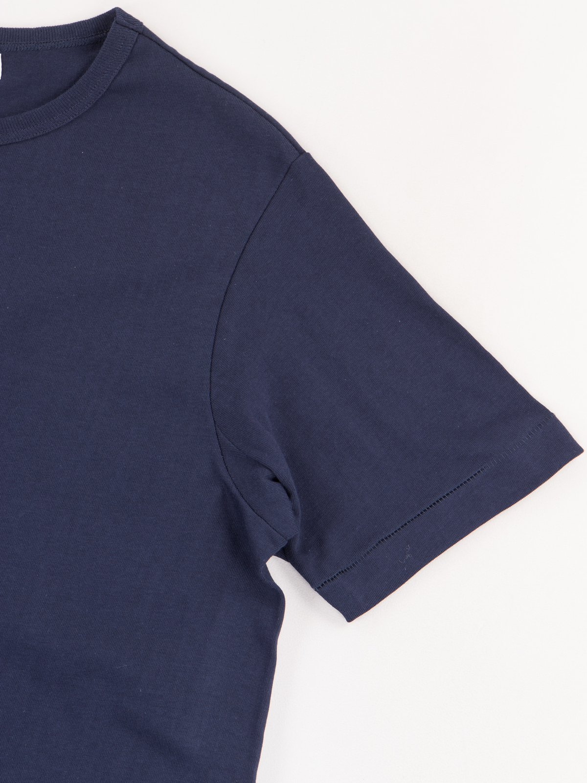 Ink Blue 215 Organic Cotton Army Shirt - Image 3