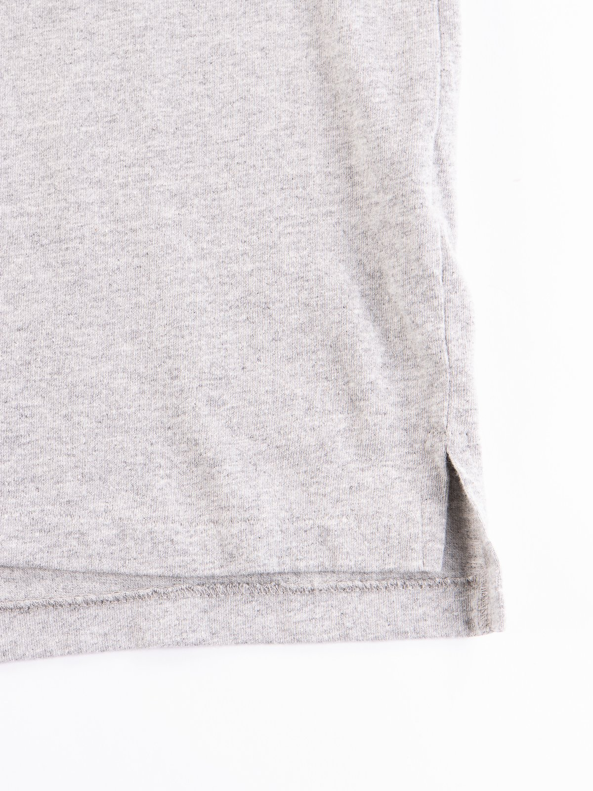Grey A Day Printed Cross Crew Neck T–Shirt - Image 4