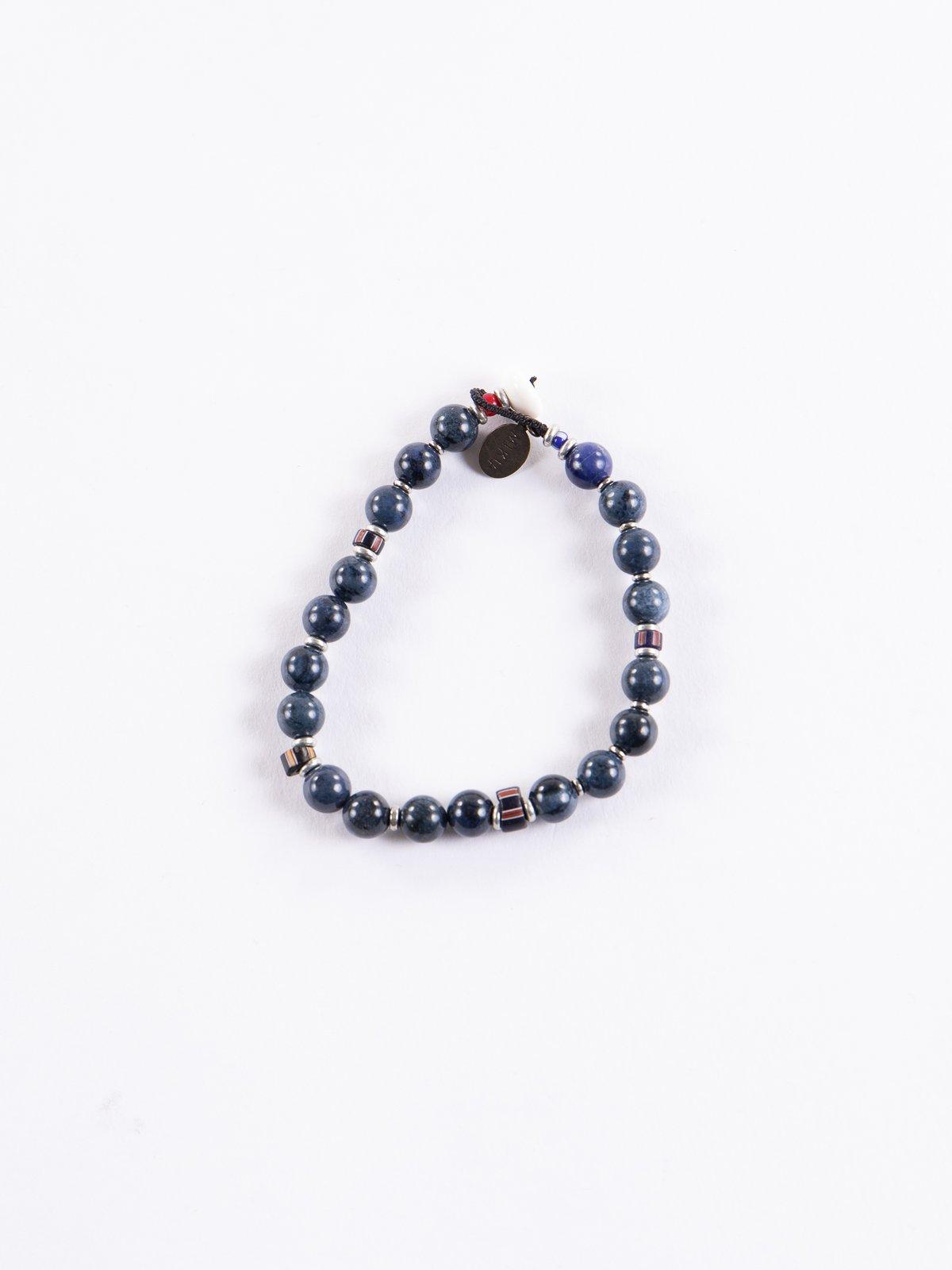 Dumortierite 8mm Bracelet - Image 1