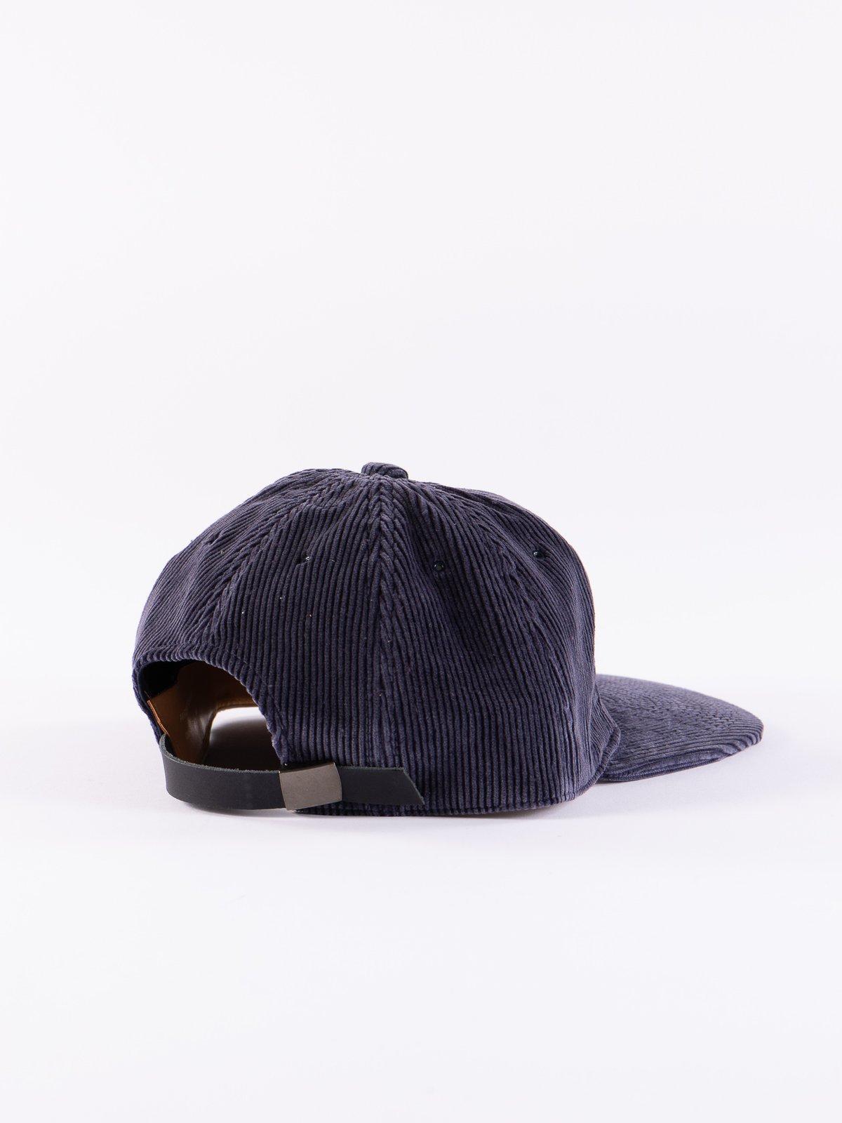 Navy Cole Cap - Image 2