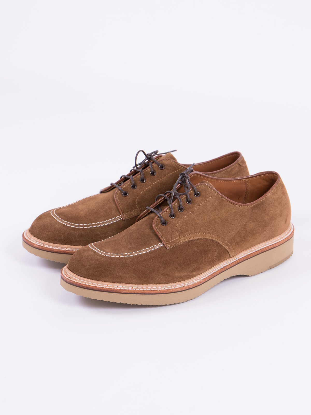 Snuff Suede Indy Work Shoe - Image 3
