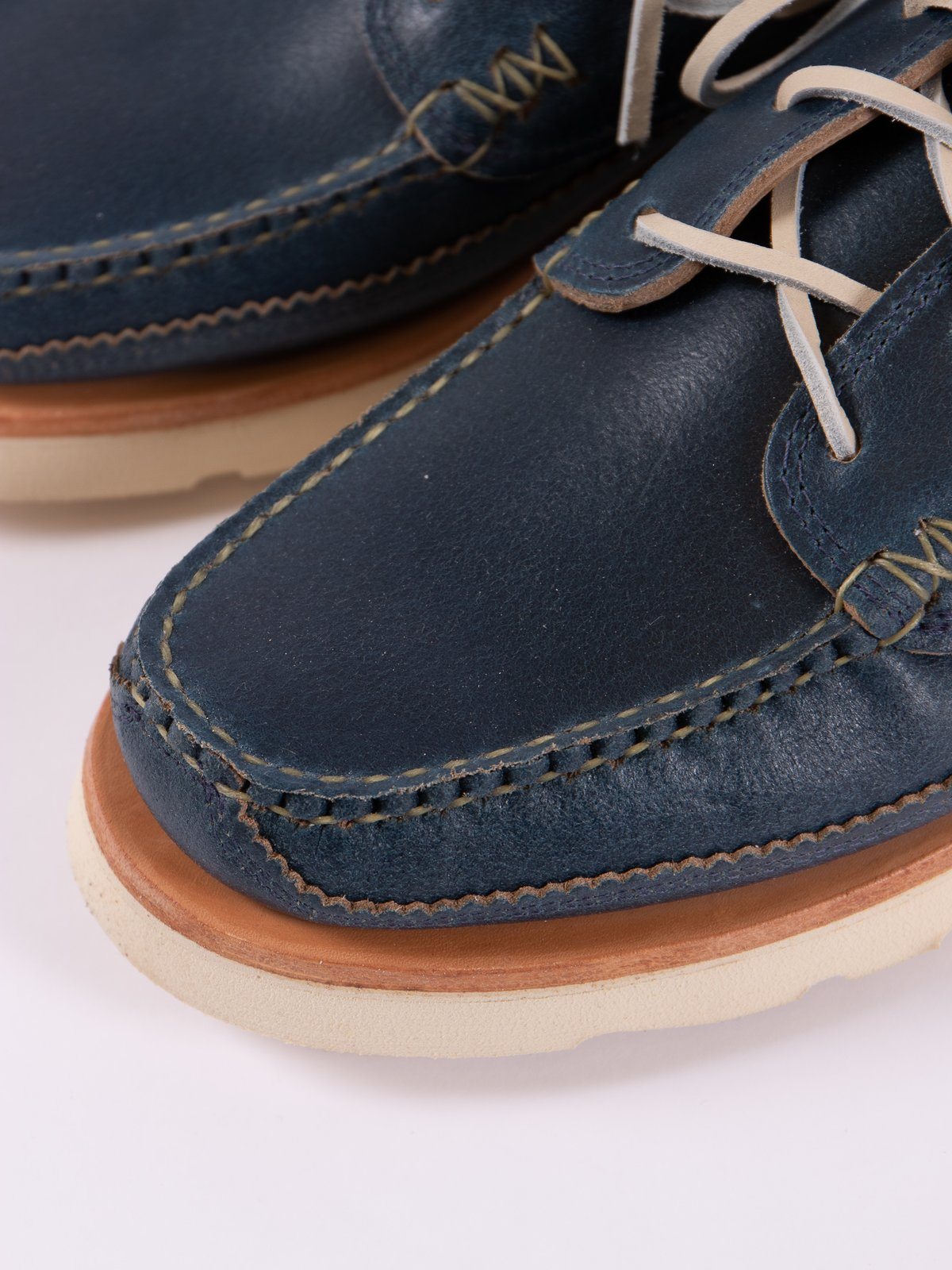 Wax Blue Boat Shoe Exclusive - Image 3