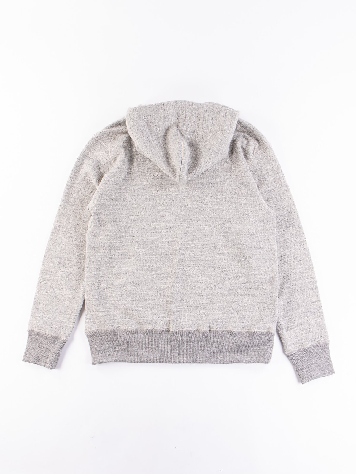 Heather Grey GG Sweat Pullover Parka - Image 5