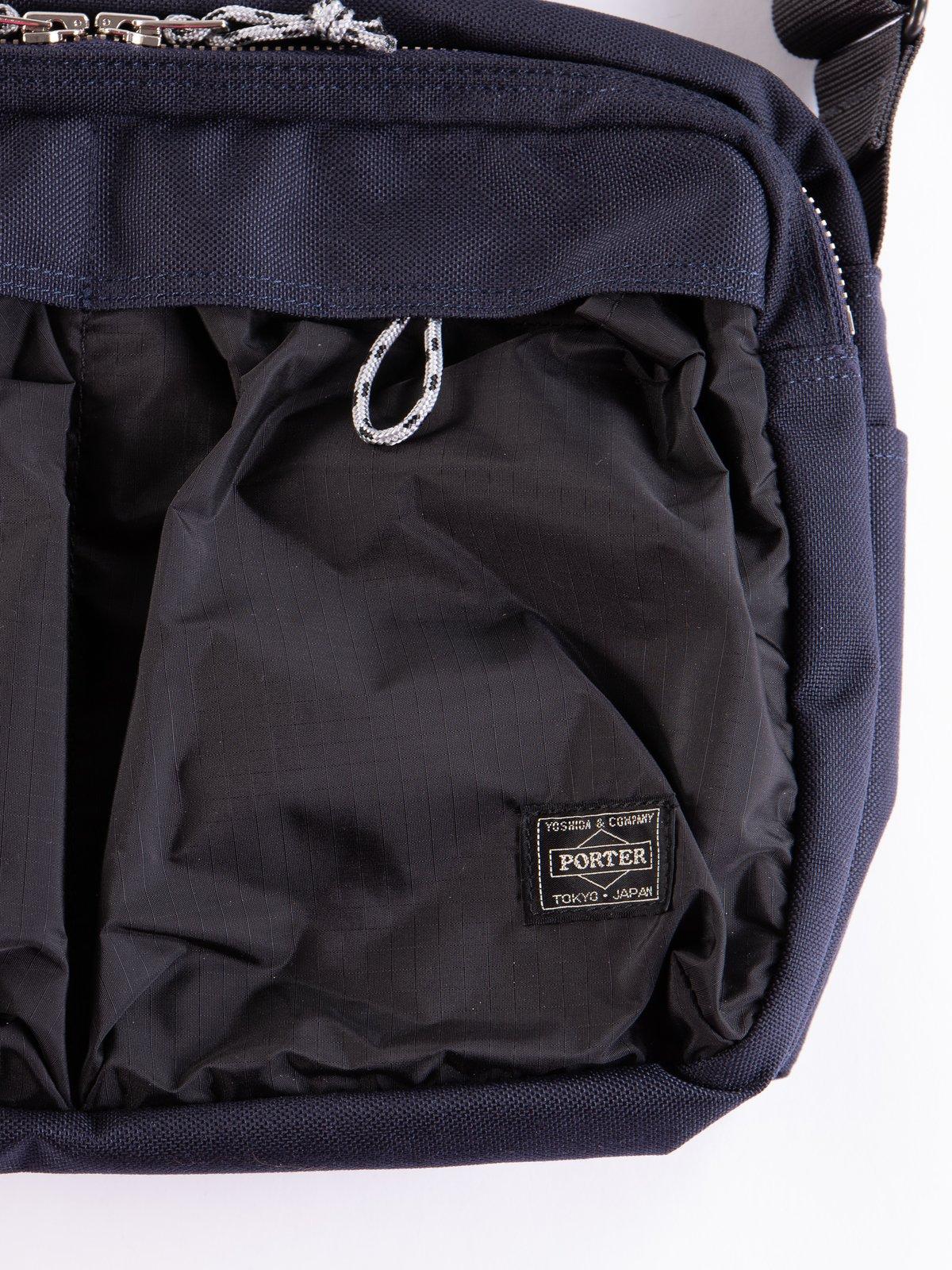 Navy/Black Hype 2Way Shoulder Bag - Image 2