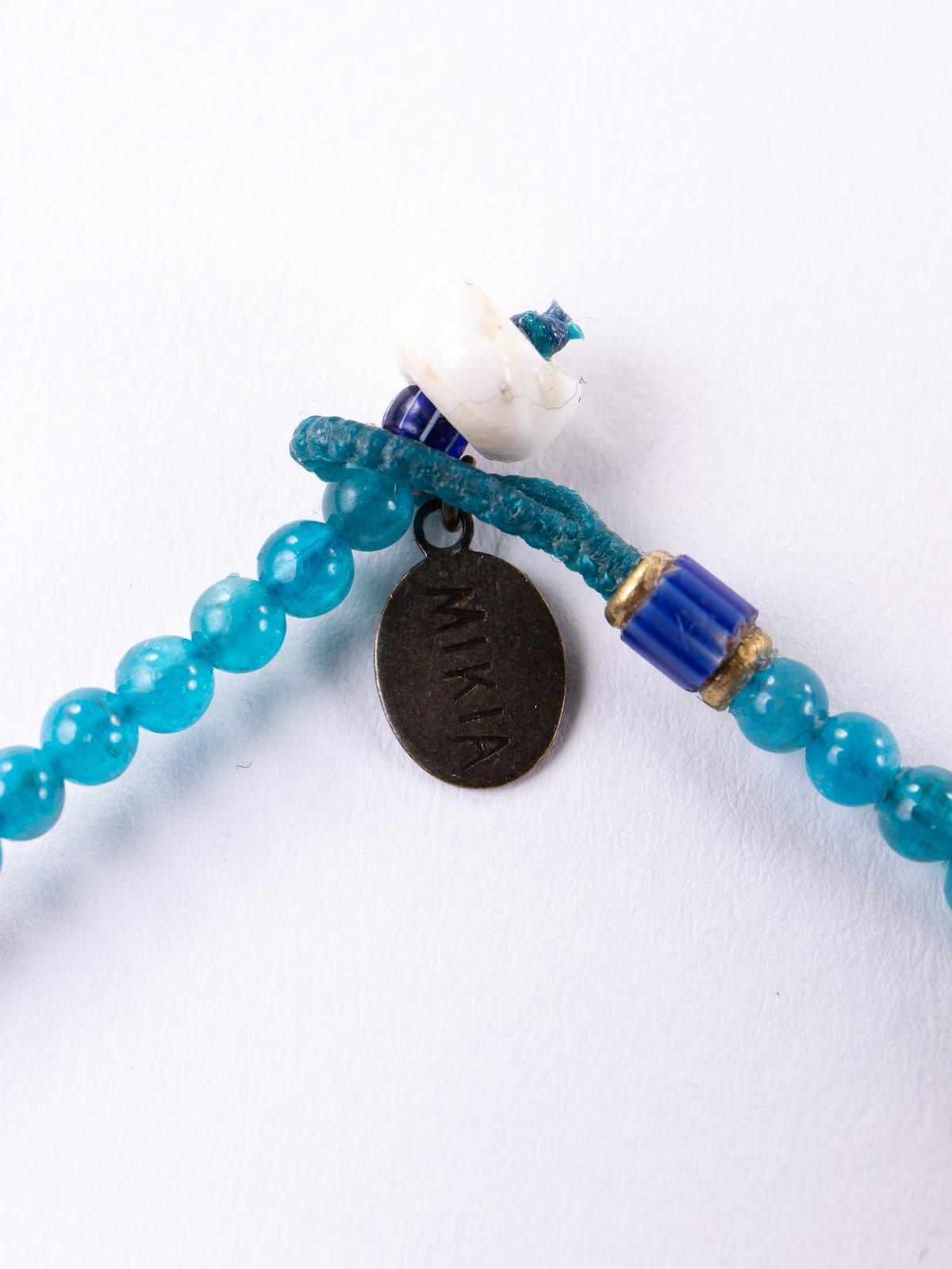 Apatite 4mm Bracelet - Image 2