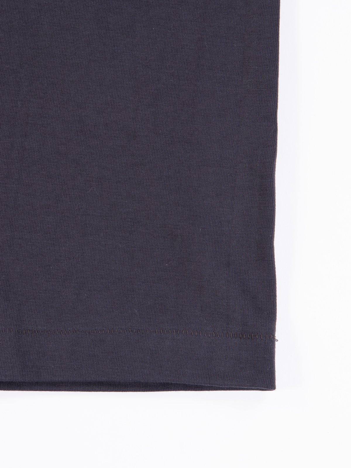 Slate 214 Organic Cotton Rundhals Shirt - Image 5