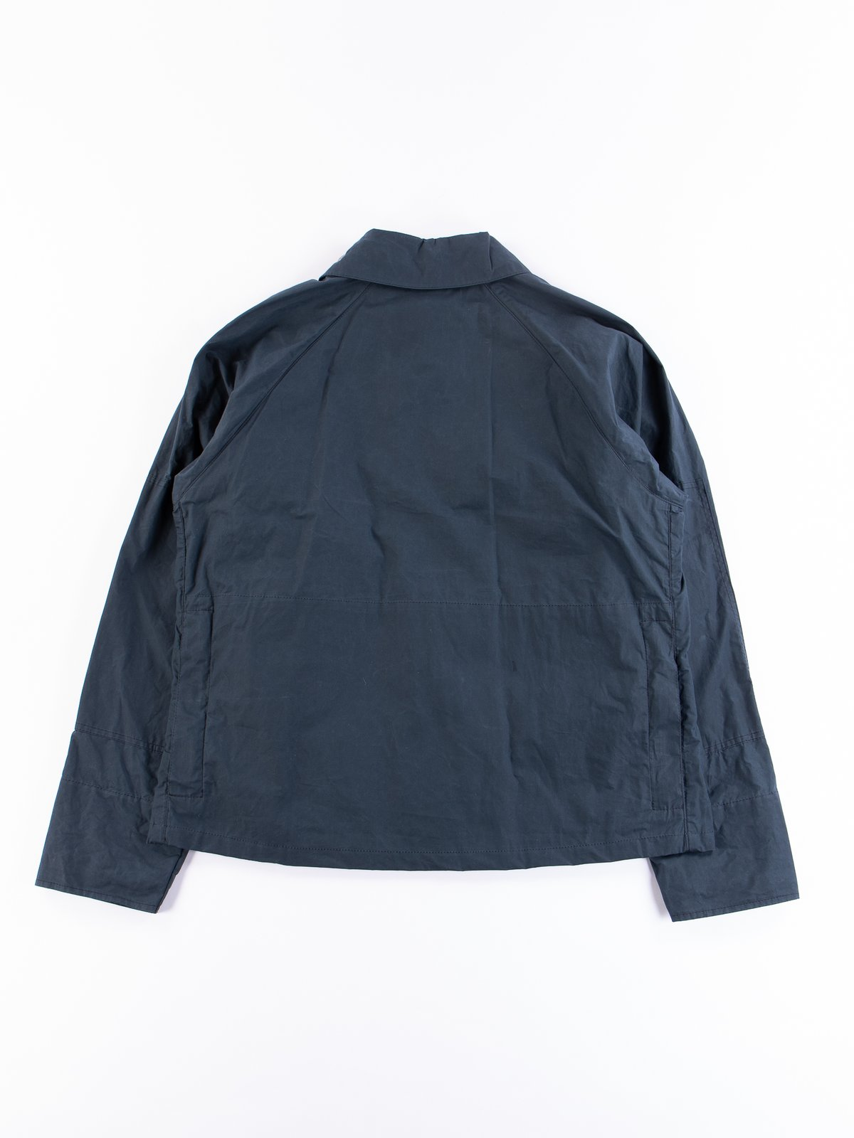 Navy Unlined Graham Jacket - Image 6