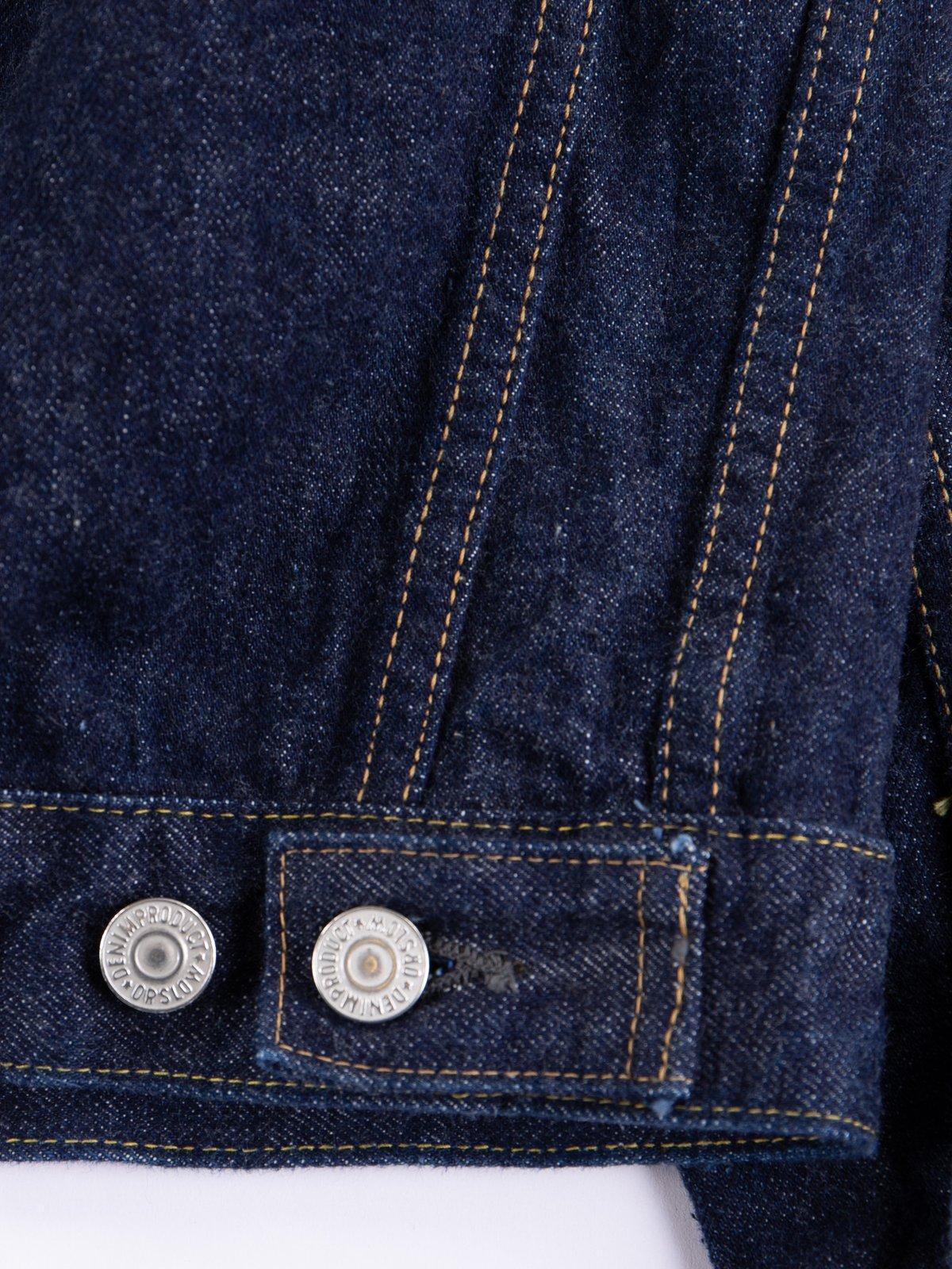 One Wash Type II Denim Jacket - Image 5