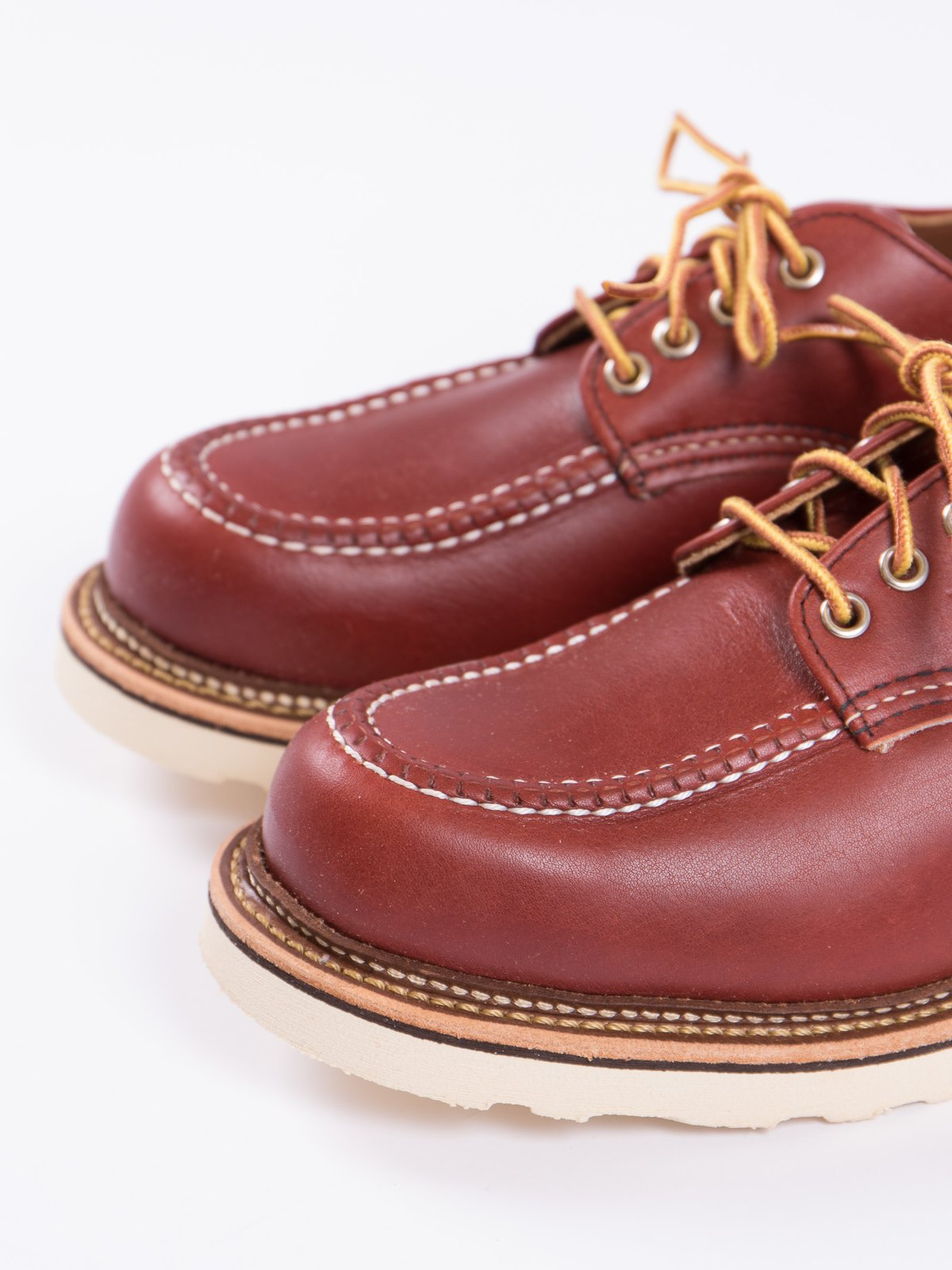 Oro Russet Portage 8103 Classic Oxford Shoe - Image 2