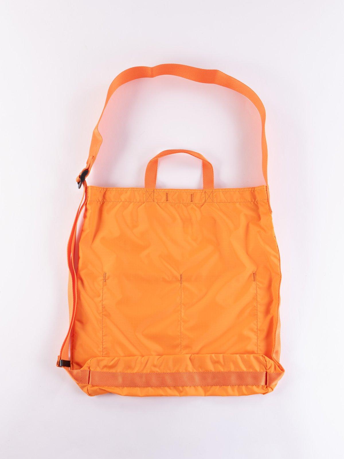 Orange Flex 2Way Shoulder Bag - Image 4