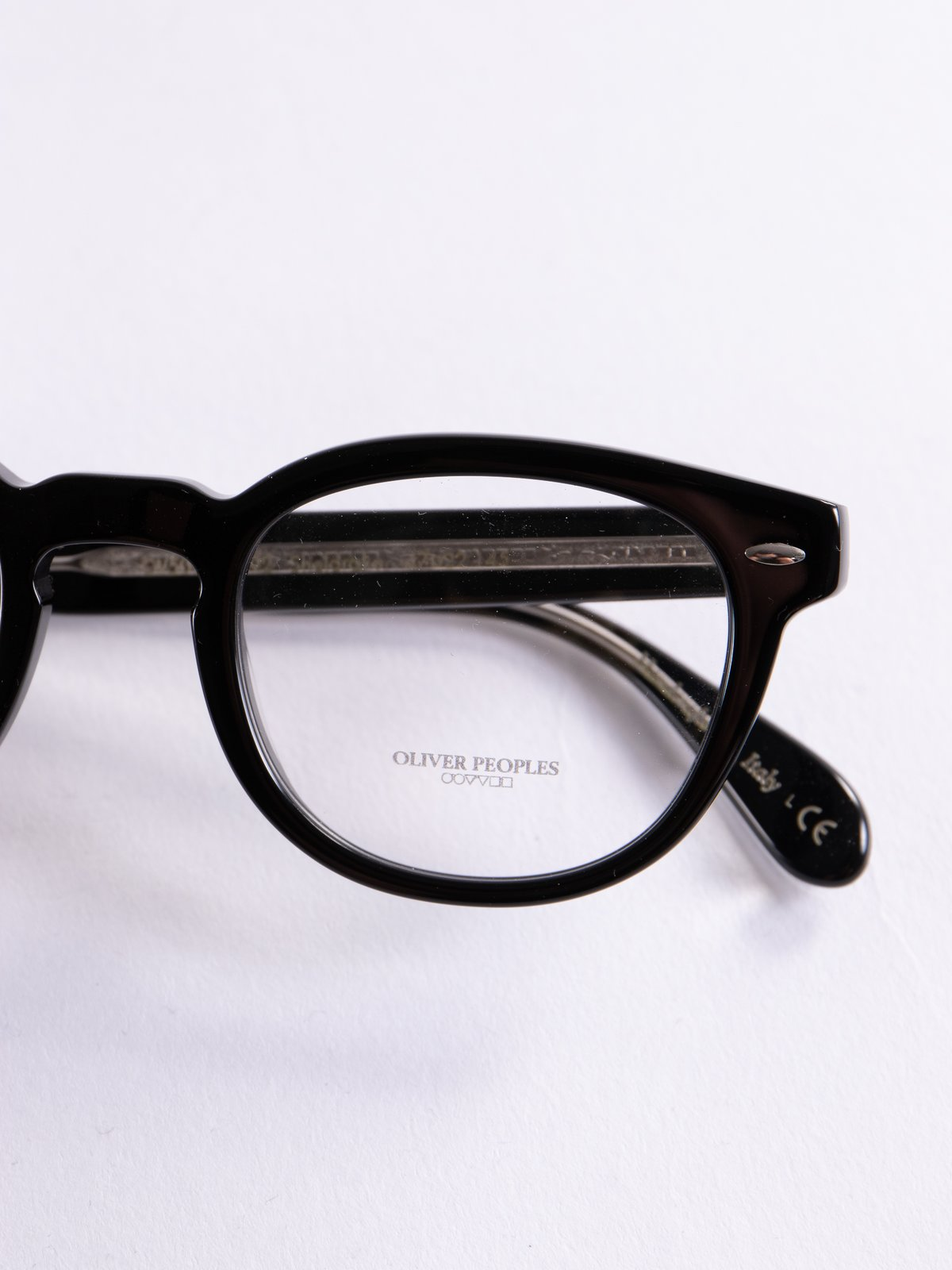 Black Sheldrake Optical Frame - Image 2
