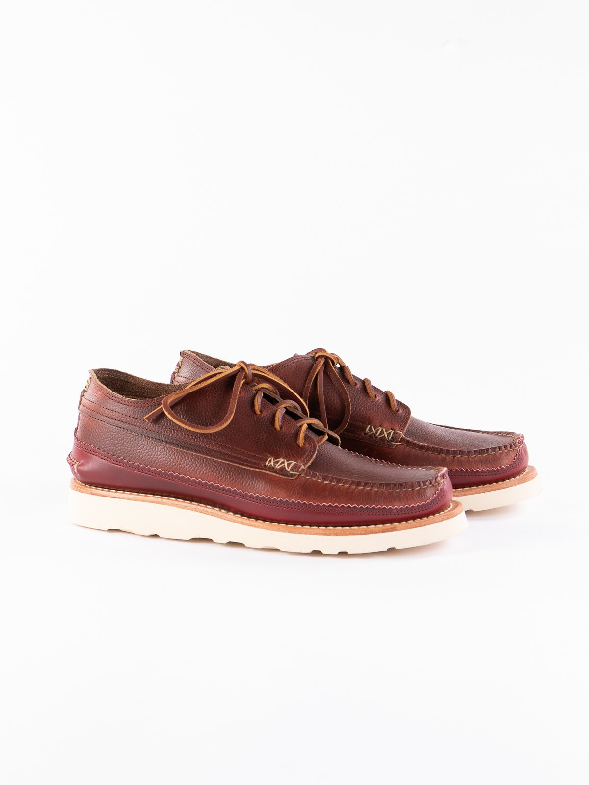 SG Tan x C Red Maine Guide Ox Exclusive - Image 1