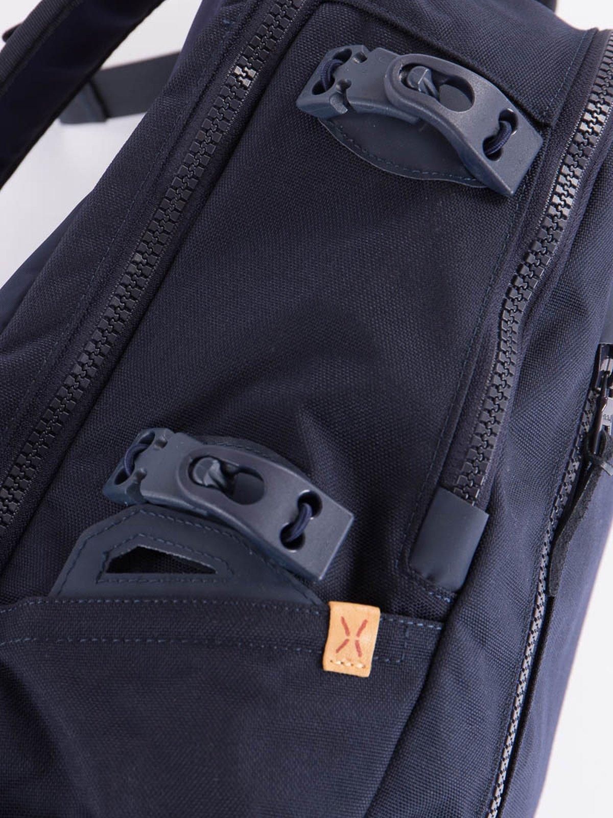 Navy 20L Ballistic Backpack - Image 3
