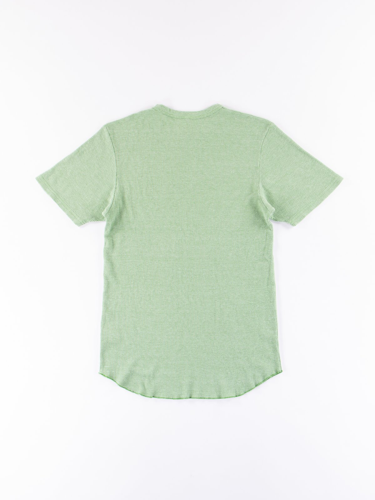 Heather Lime Tri Thermal T–Shirt - Image 5