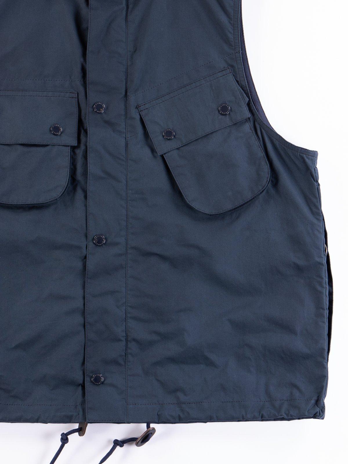 Navy Arthur Vest - Image 4