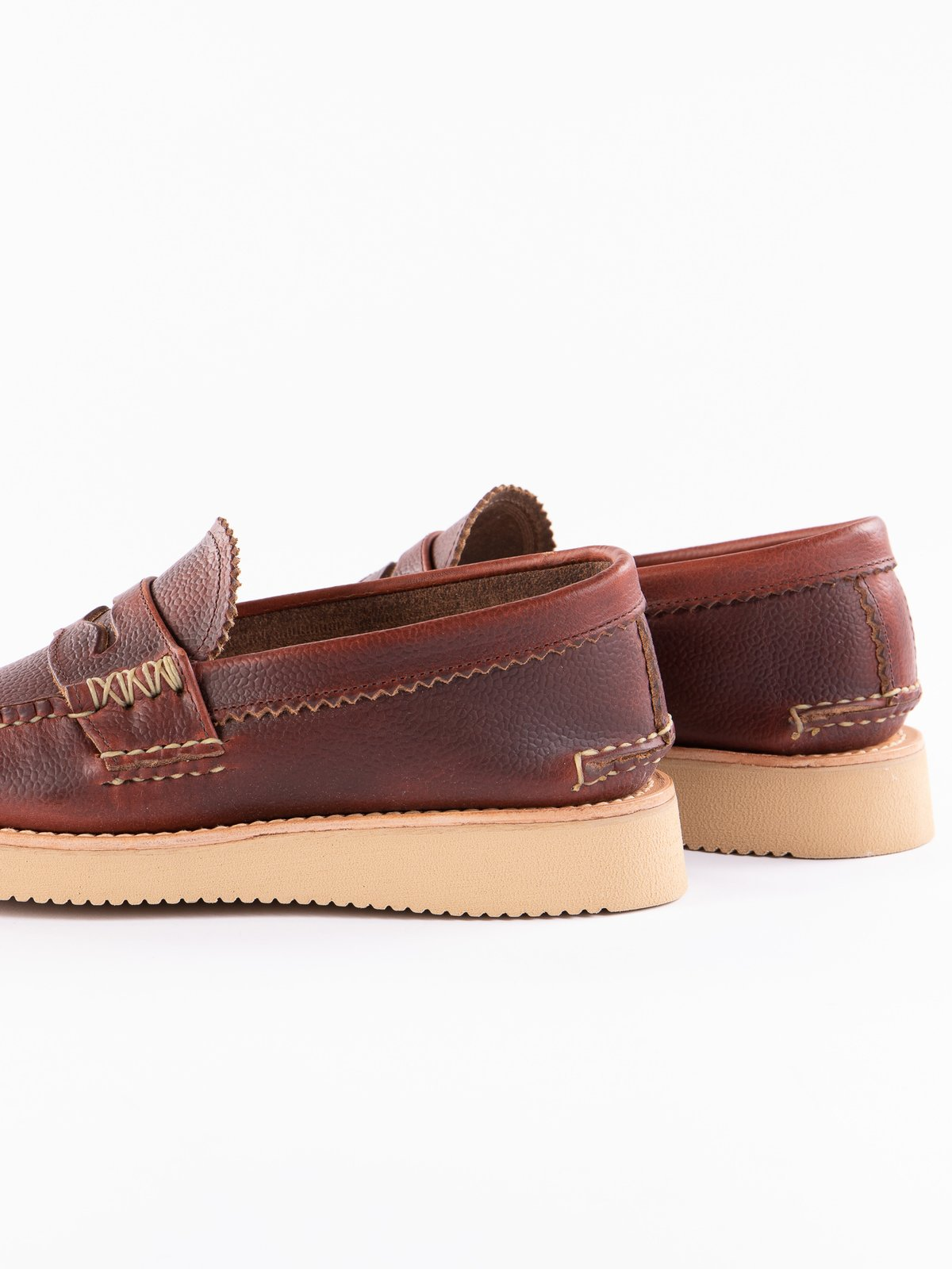SG Tan Loafer Shoe Exclusive - Image 4