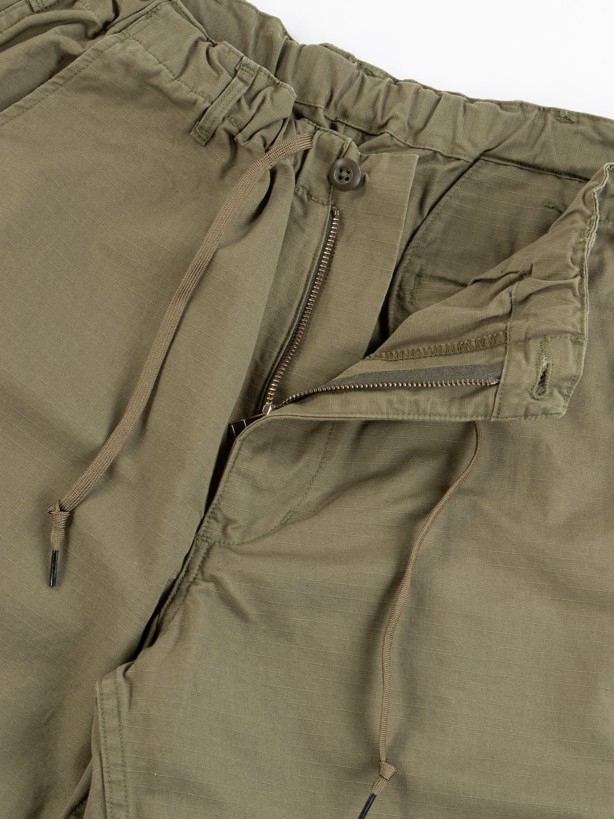 Army Green Ripstop TBB Service Pant - Image 8