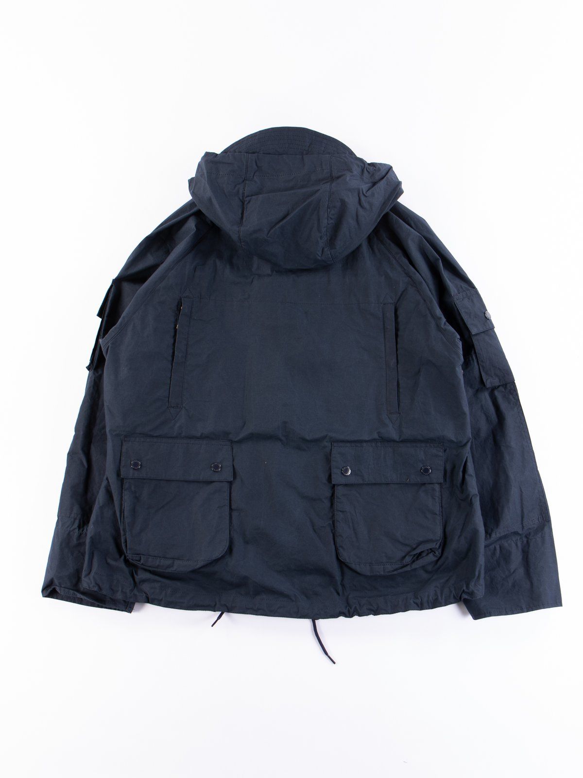 Navy Thompson Jacket - Image 6