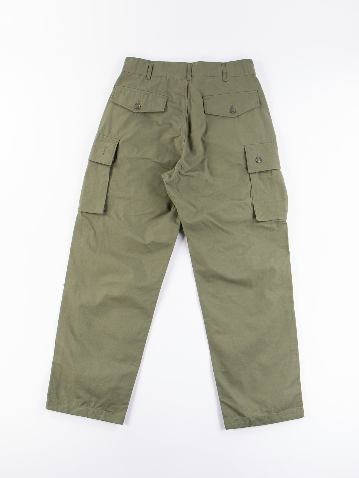 Olive Cotton Ripstop FA Pant - Image 5