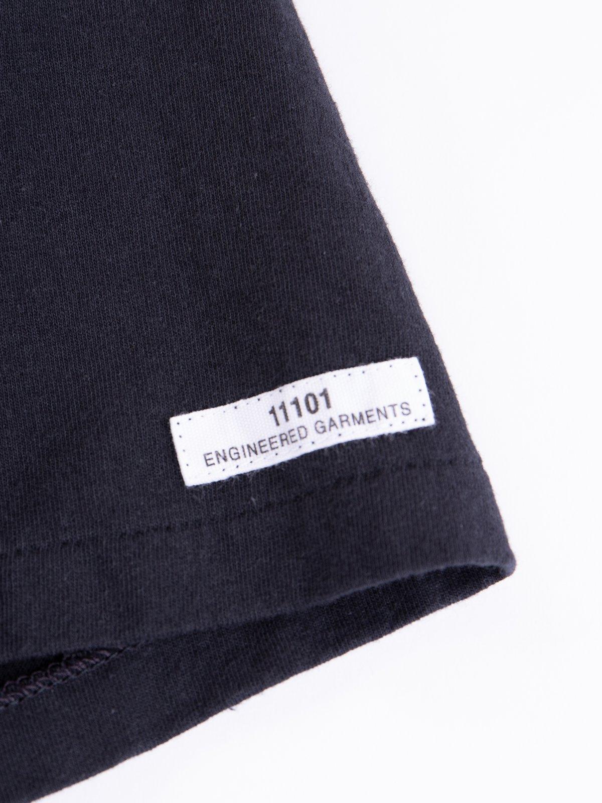 Navy LIC Printed T–Shirt - Image 5