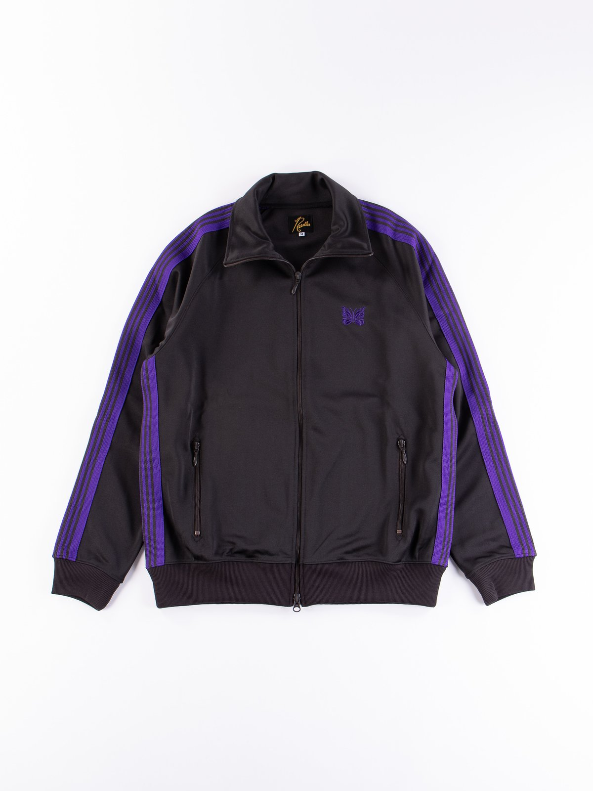 Charcoal Track Jacket - Image 1