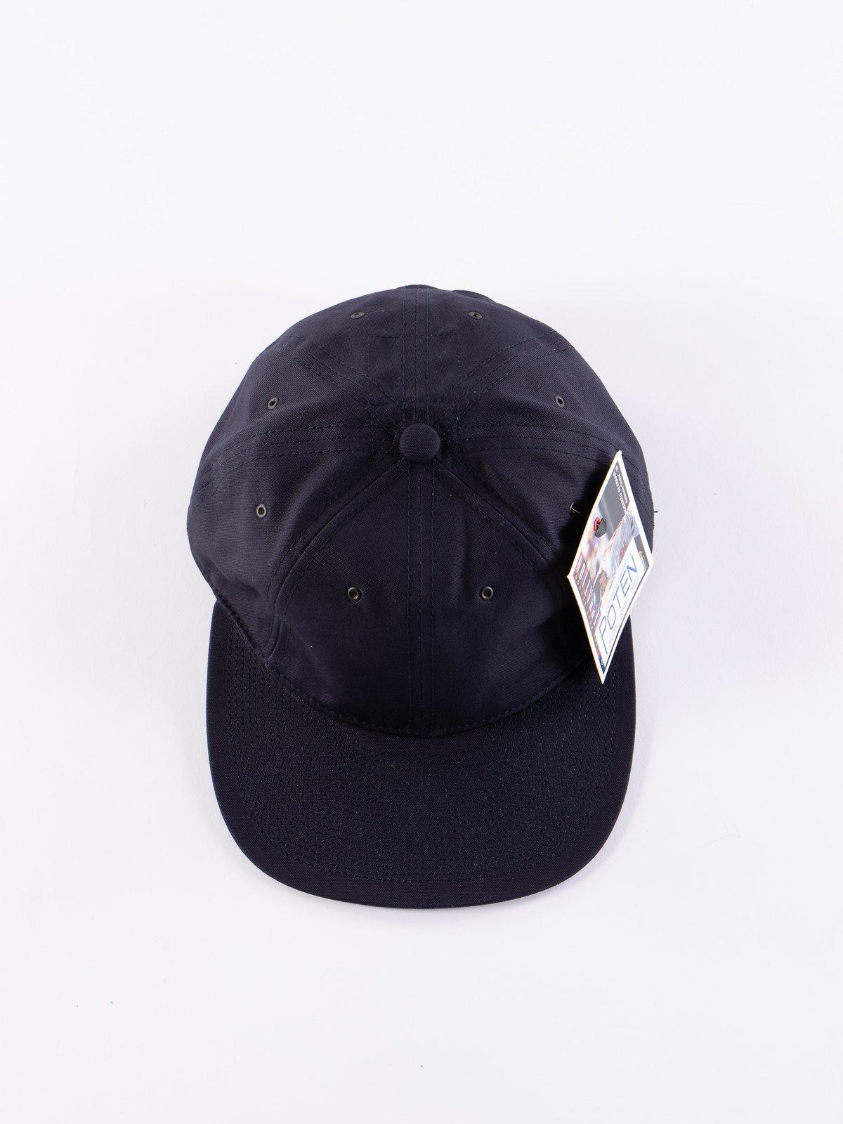 Navy Fujikinbai Cap - Image 3