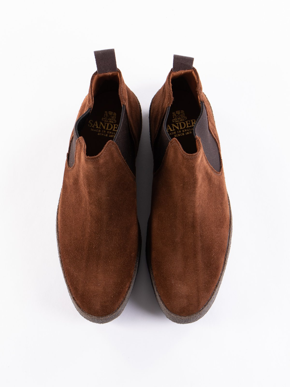 Polo Snuff Suede Chelsea Boot - Image 6