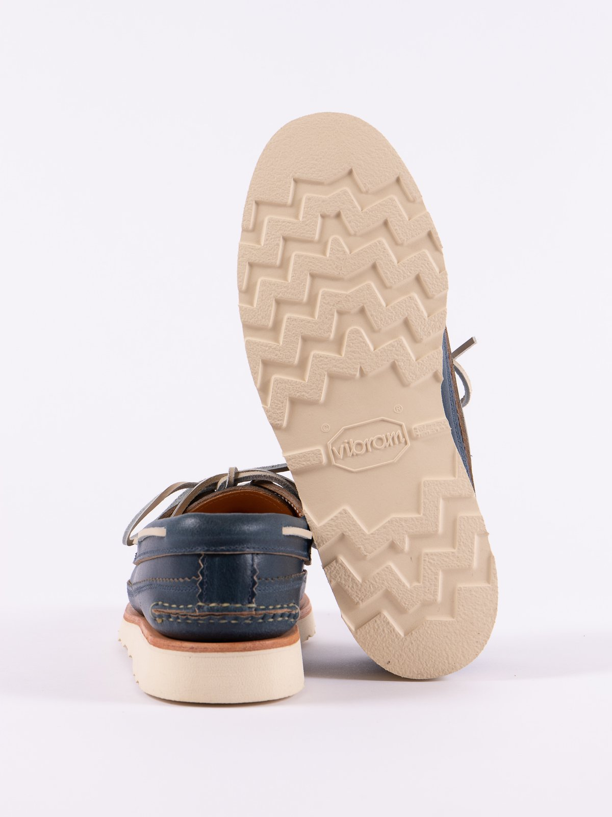 Wax Blue Boat Shoe Exclusive - Image 5