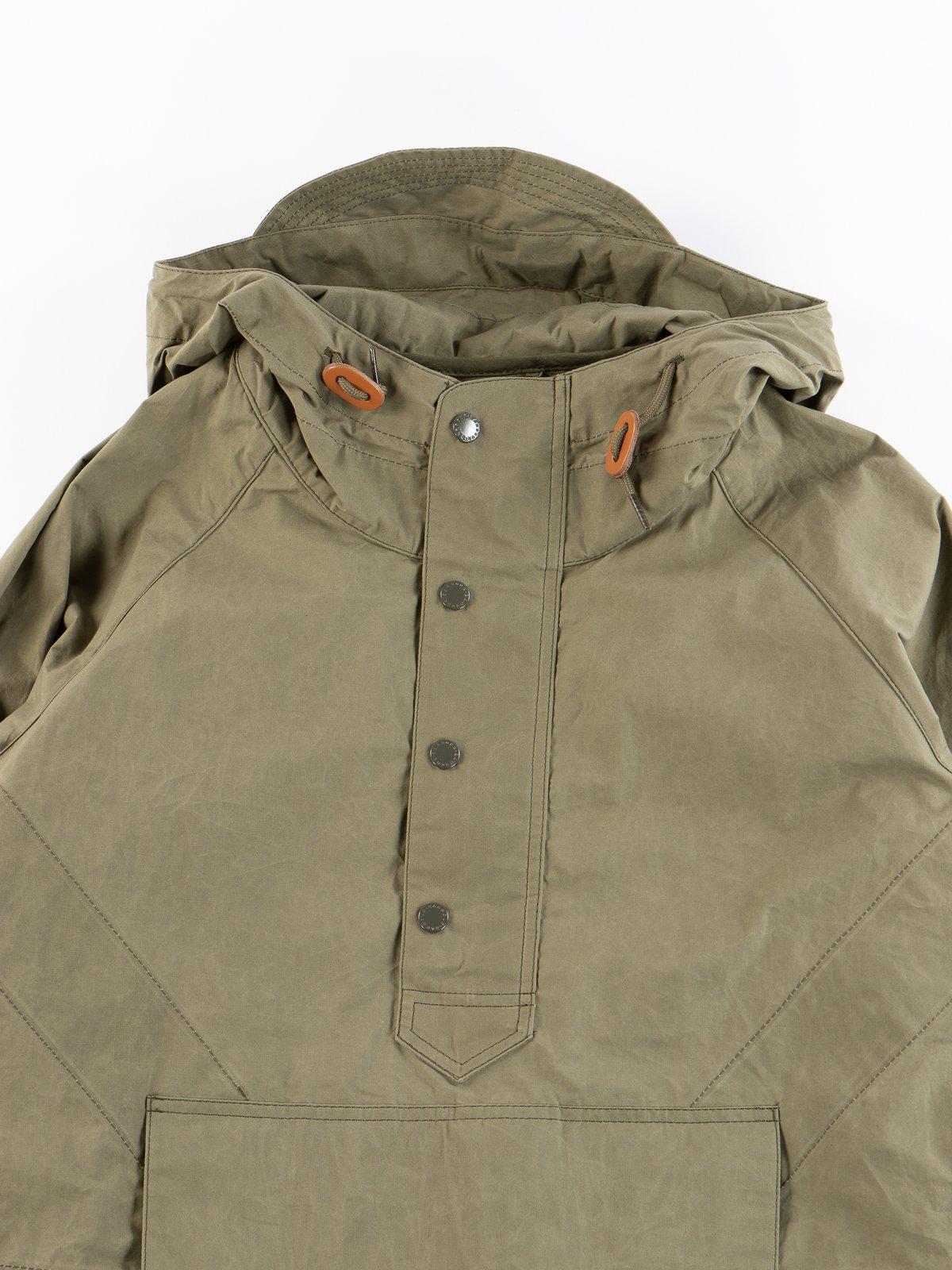Olive Warby Jacket - Image 3