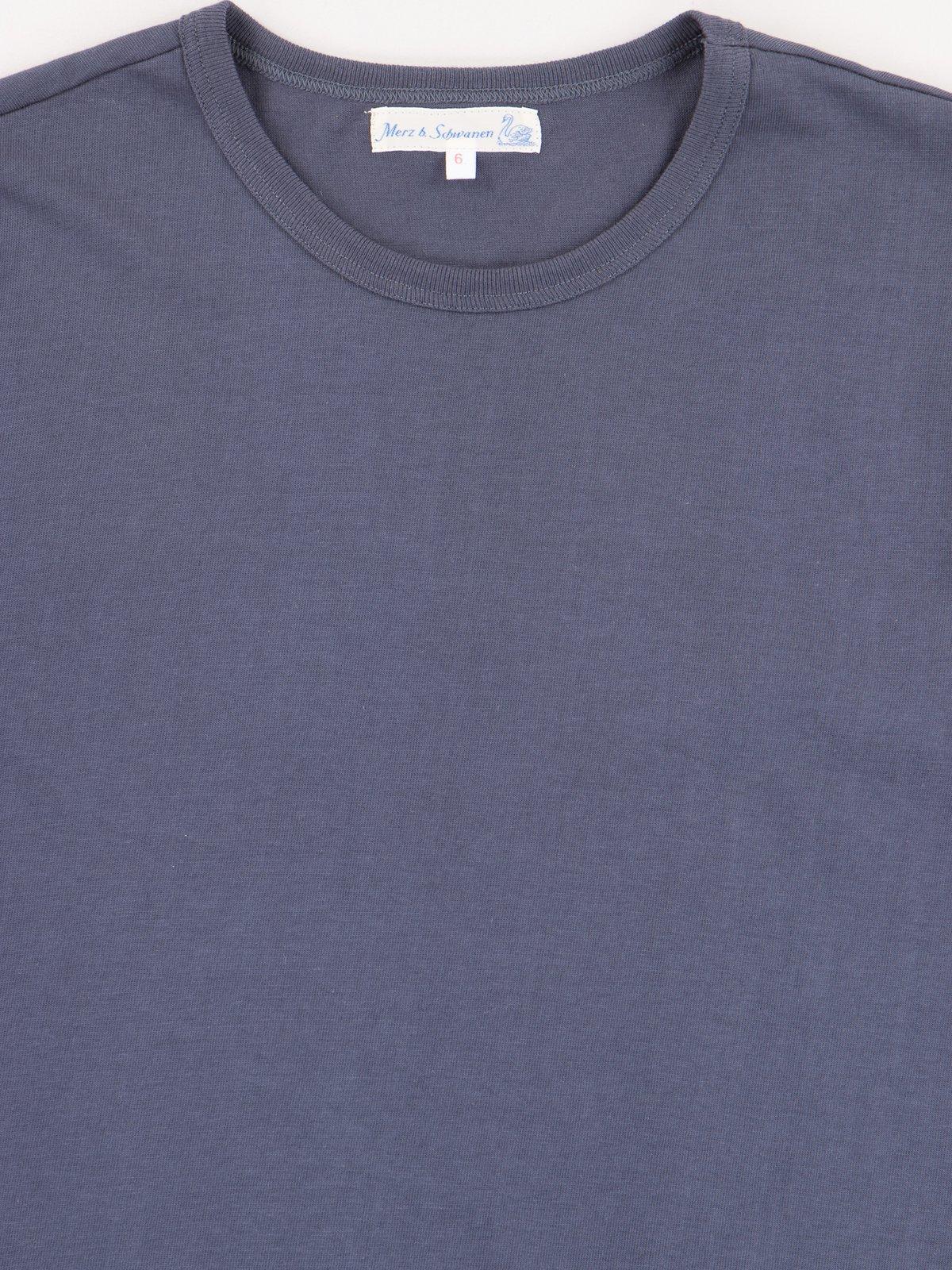 Navy 215 Organic Cotton Army Shirt - Image 2