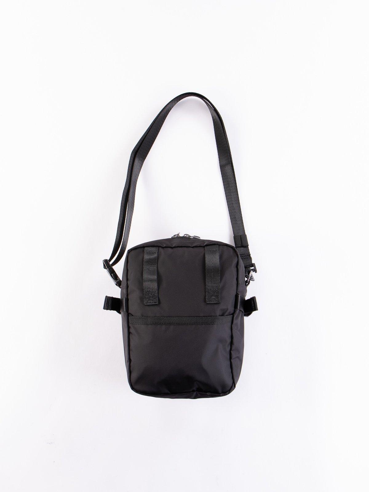 Black Econyl Buddy IDP Quick Shoulder Bag - Image 3