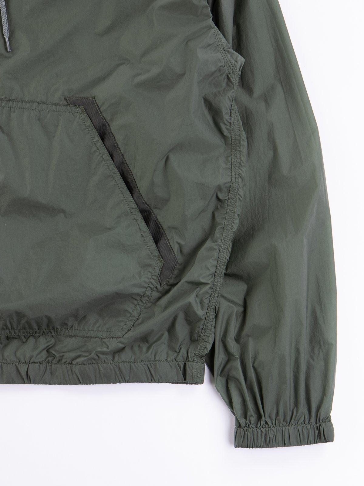 Khaki Packable Cruiser Jacket - Image 4