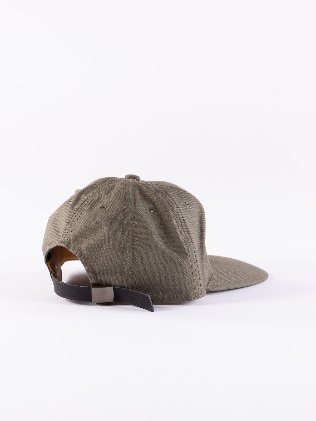 Olive Fujikinbai Cap - Image 2