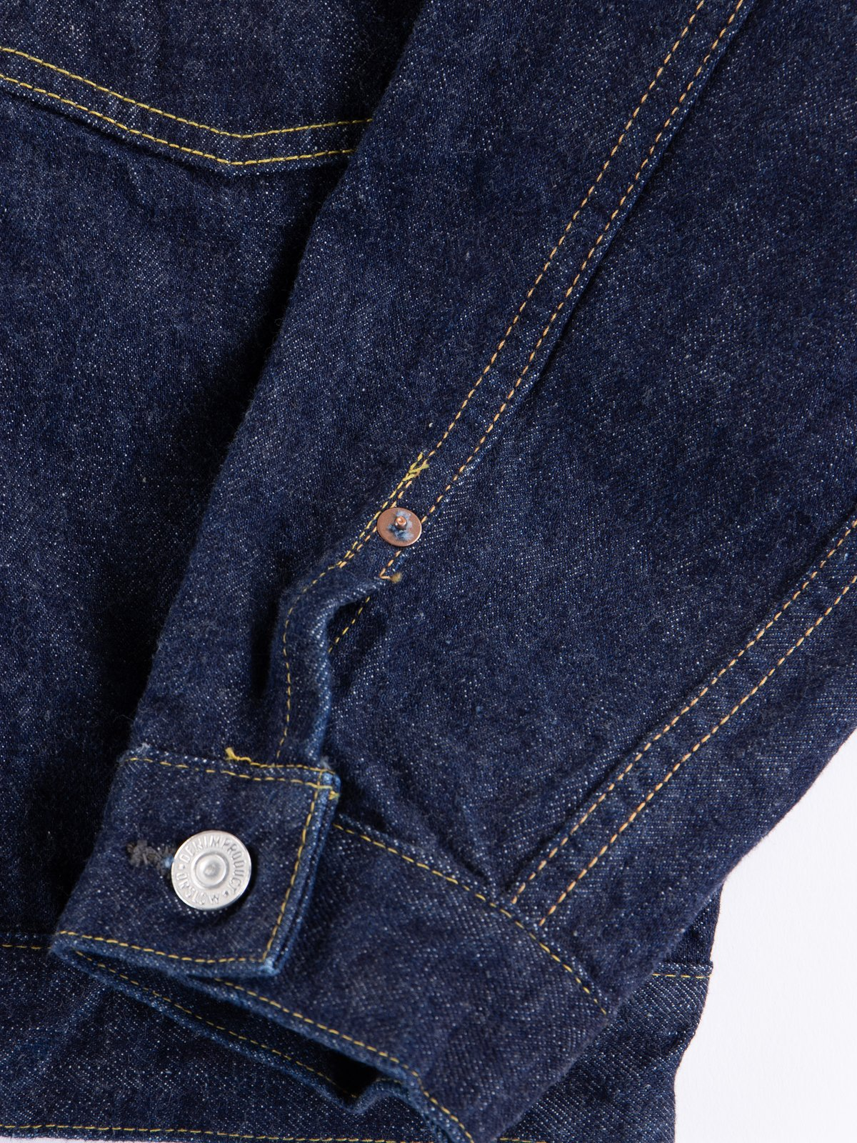 One Wash Type II Denim Jacket - Image 4