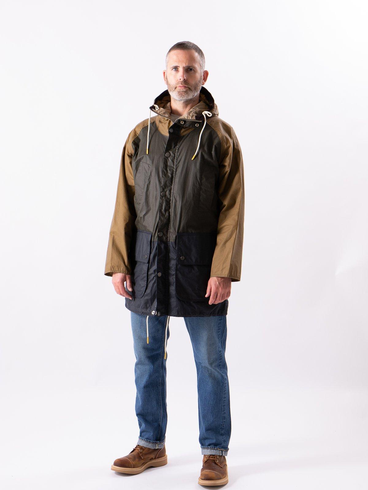 Multi Whitworth Wax Jacket - Image 2