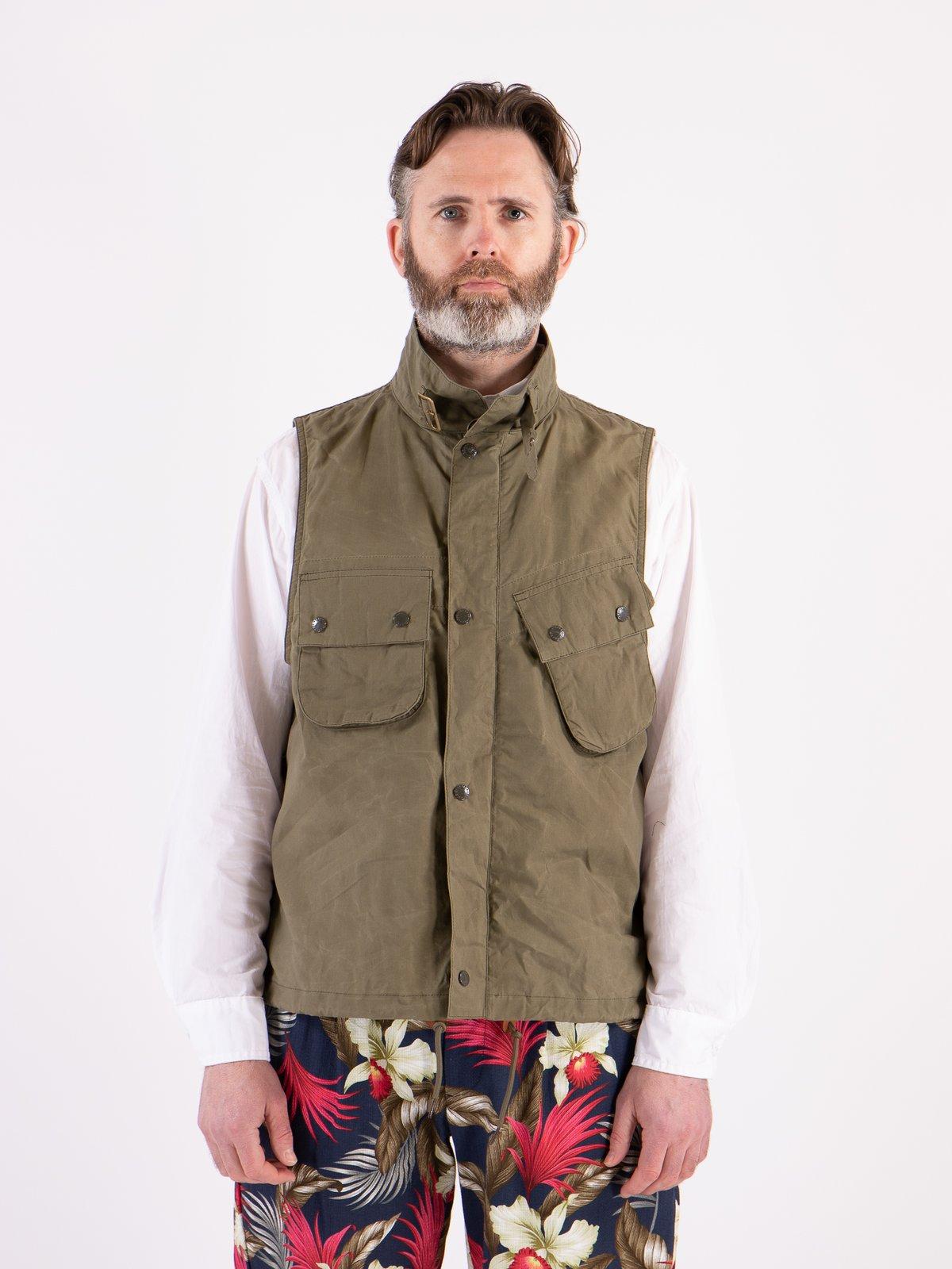 Olive Arthur Vest - Image 2