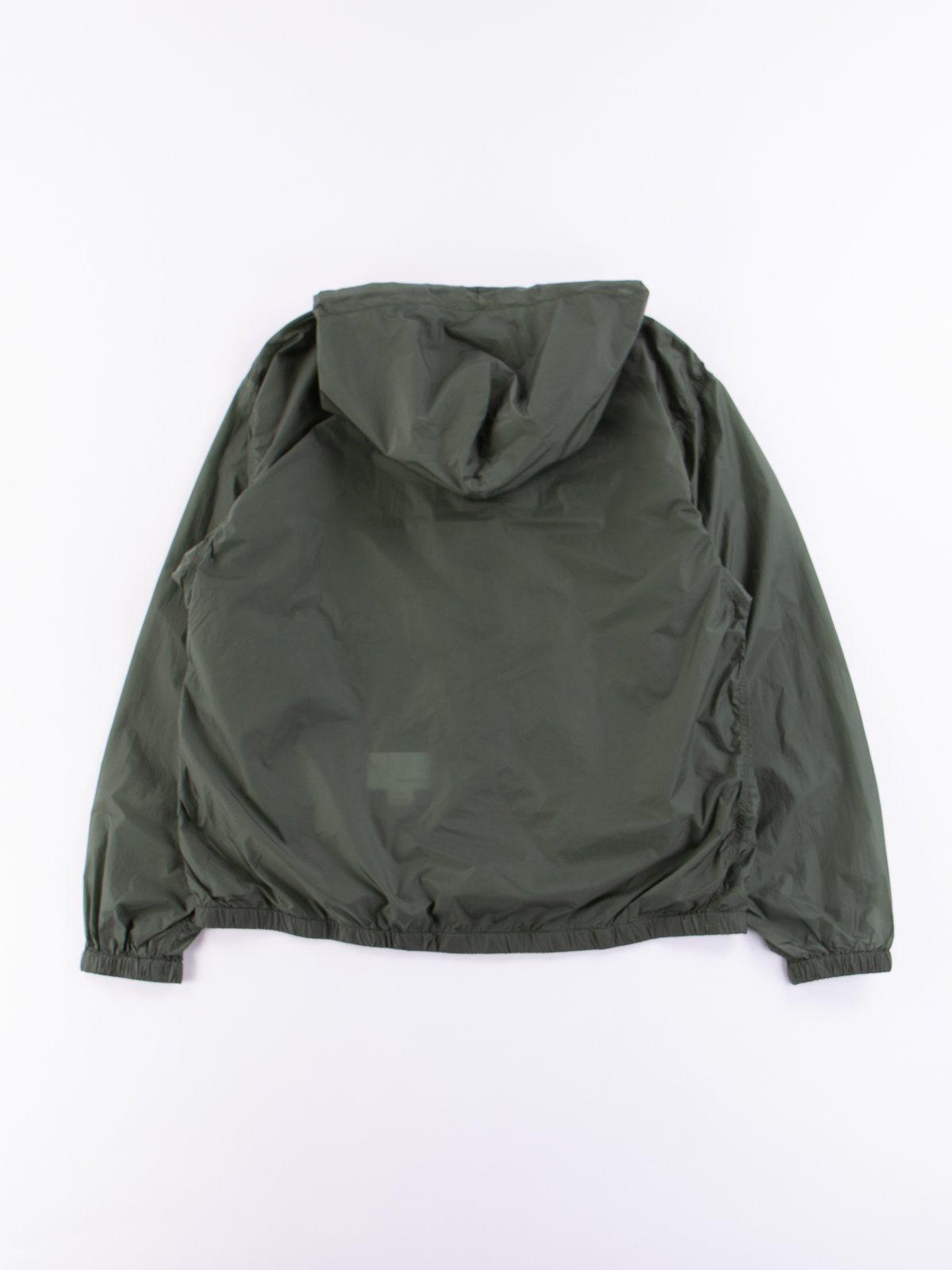 Khaki Packable Cruiser Jacket - Image 5